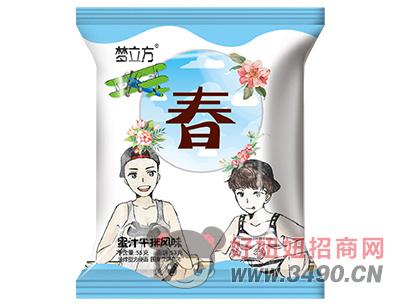 梦立方蜜汁牛排风味方便面55g(春)