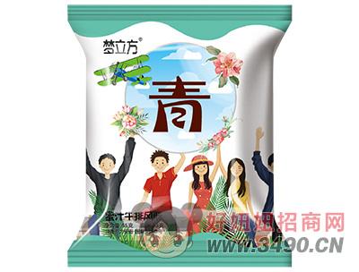 梦立方蜜汁牛排味方便面55g(青)