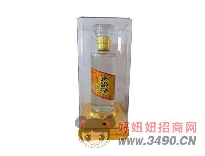 狼人谷纯粮酿造高粱酒42度500ml(盒装)