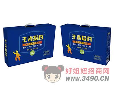 王者搭档新西兰进口奶源中老年高钙乳味lehu国际app下载礼盒