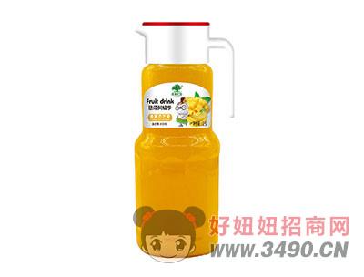 淇果庄园香蕉恋芒果复合果汁饮料1.5l