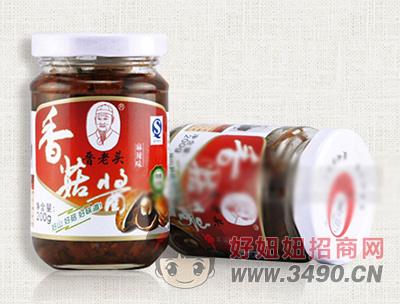 晋老头香菇酱麻辣味