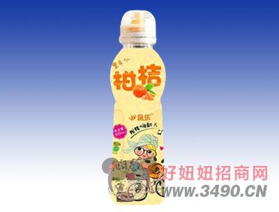 途乐柑桔果汁饮料500ml
