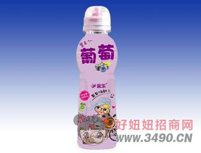 途乐葡萄果汁500ml