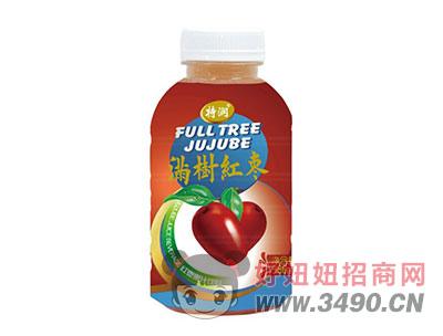 满树红枣果汁饮料380ml