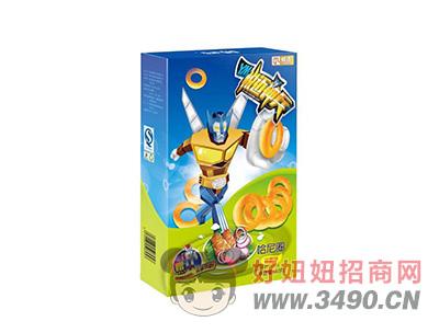 悦迈哈尼圈洋葱味+多款玩具30g(36盒/箱)