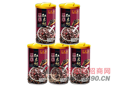 完-达-山黑米红豆粥320g罐装