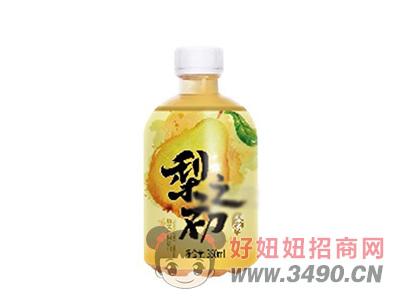 梨之初果汁饮料350ml