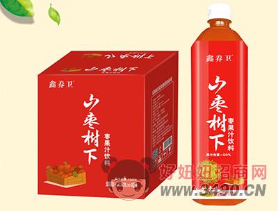 鑫养卫山枣树下枣果汁饮料1.28L×6瓶