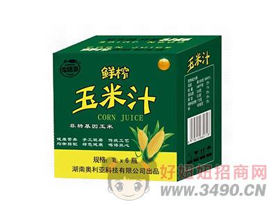 今禧多玉米汁1LX6瓶