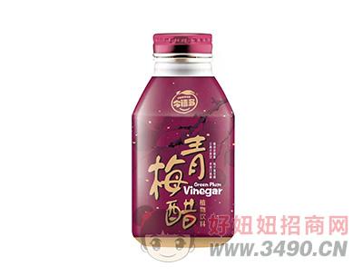 今禧多青梅醋植物�料(紫)