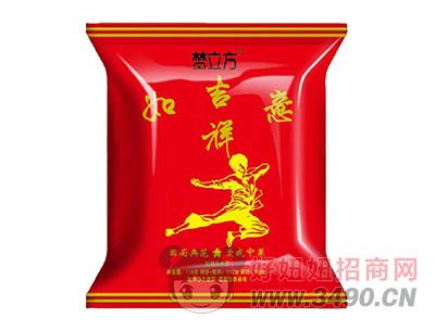 梦立方吉祥如意红烧牛肉面115g(武术)