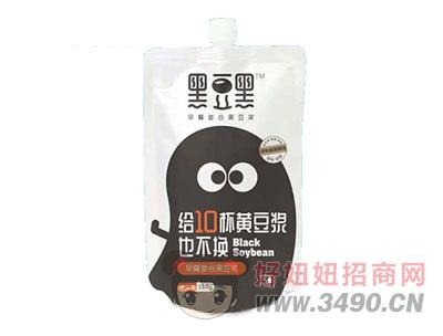 黑豆黑谷黑豆浆饮品180ml