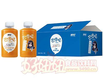 明好芒啥呢?芒果复合果汁饮料350ml×15瓶