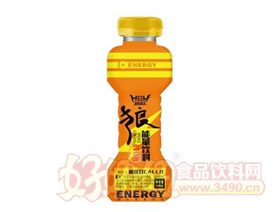 狼队能量饮料
