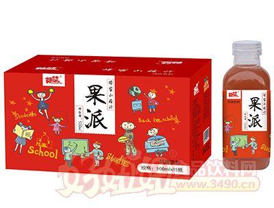 好梦果派蜂蜜山楂汁500ml×15瓶