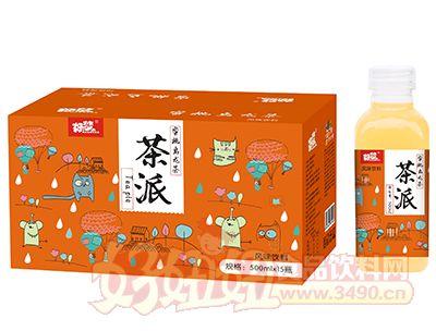 好梦茶派蜜桃乌龙茶500ml×15瓶