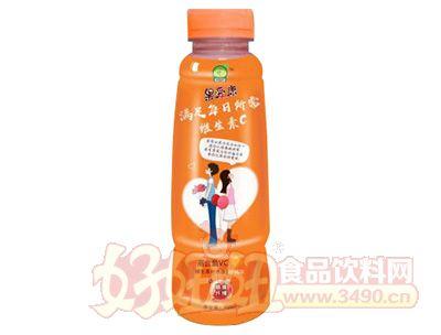 果爱康致青春维生素补水液450ml橙