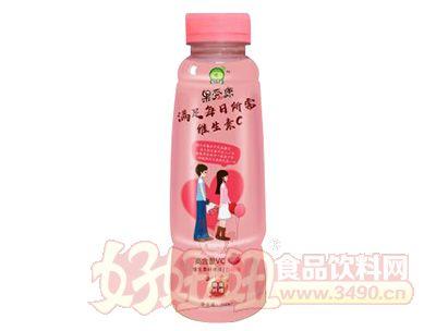 果爱康致青春维生素补水液450ml粉