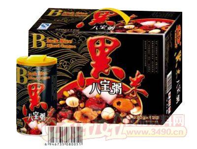 椰星黑米八宝粥简装320gx12x24罐