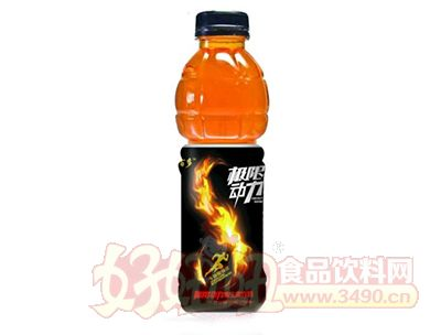 极限动力维生素饮料600ml