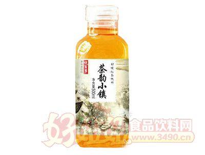 茶韵小镇500ml柠檬味红茶饮料