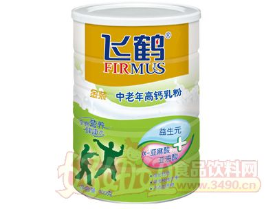 飞鹤成人乳粉-金装中老年高钙乳粉