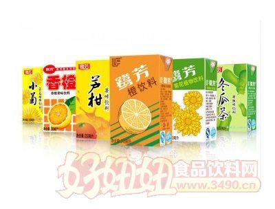 鹭芳系列茶饮料