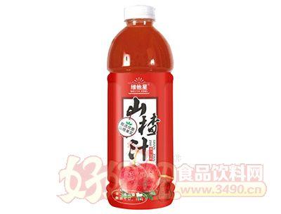 维他星山楂汁1.5L