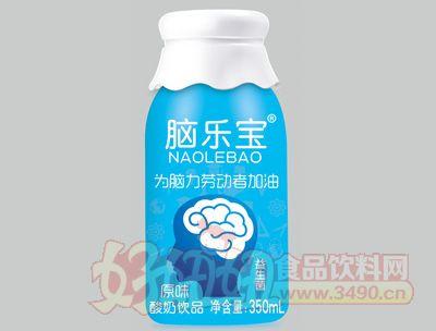 脑乐宝益生菌饮品原味350ml