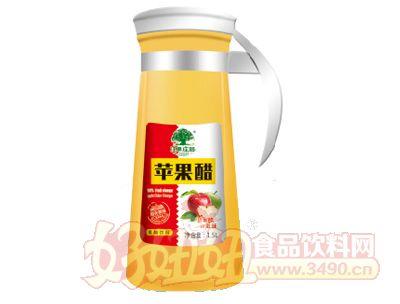 淇果庄园苹果醋1.5l瓶