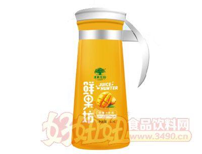 淇果庄园鲜果坊芒果汁1.5l