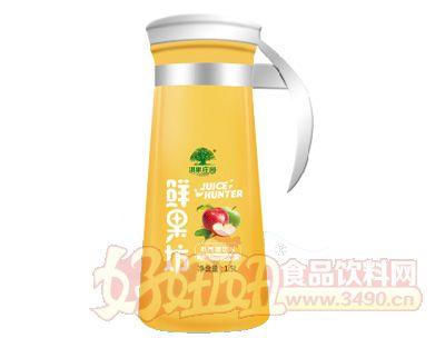 淇果庄园鲜果坊苹果醋1.5l
