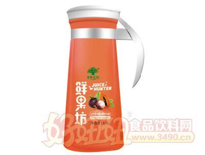 淇果庄园鲜果坊山竹木瓜汁汁1.5l