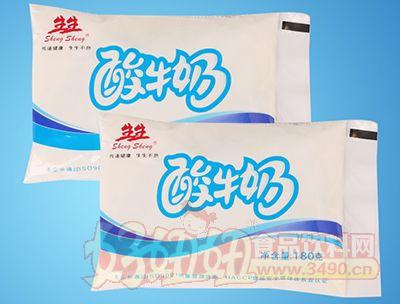 生生酸牛奶饮品180g