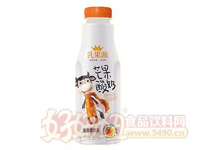 益和源乳果派芒果酸奶乳酸菌饮品500ml