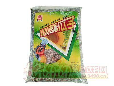 鼎酥瓜子2.5kg绿