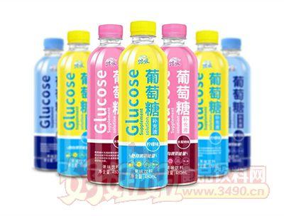 葡萄糖�a充液葡萄味480ml(不同口味)
