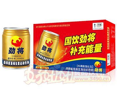 劲将能量维生素运动饮料250mlx24罐
