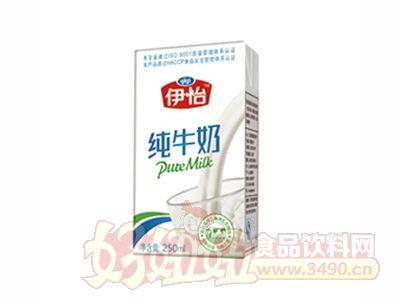 伊怡纯牛奶250ml