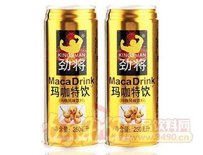 劲将玛咖特饮玛咖风味饮料250ml
