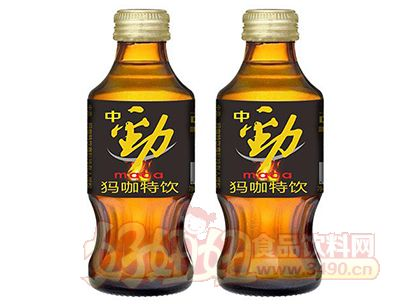 中劲犸咖特饮风味饮料150ml