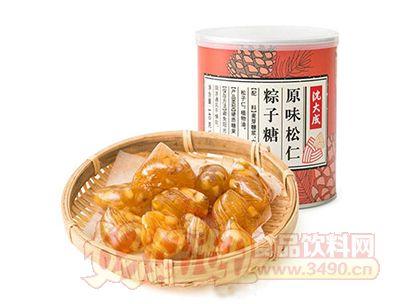 沈大成松仁粽子糖-140g