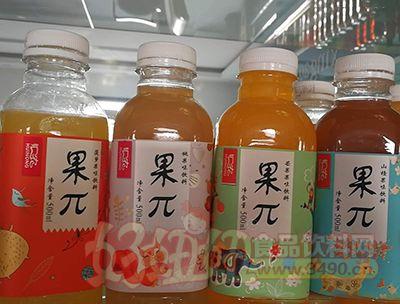 果π果汁500ml(不同口味)