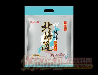 谷部一族北海道风味酱心米饼咸香芝士味(超值装)