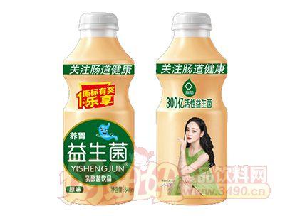 益生菌乳酸菌饮品340ml