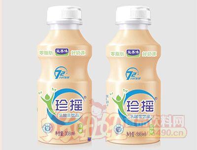 珍瑶乳酸菌饮品原味338ml