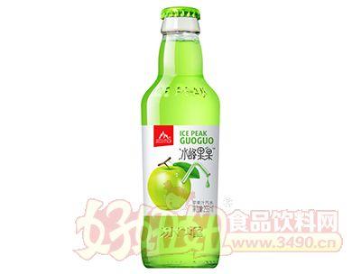 冰峰果果苹果汁汽水256ml