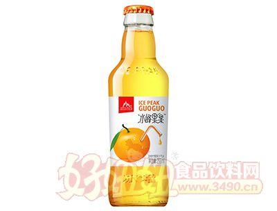 冰峰果果金桔柠檬果汁汽水256ml