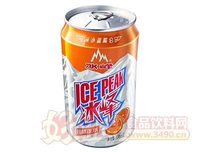 冰峰橙味汽水330ml